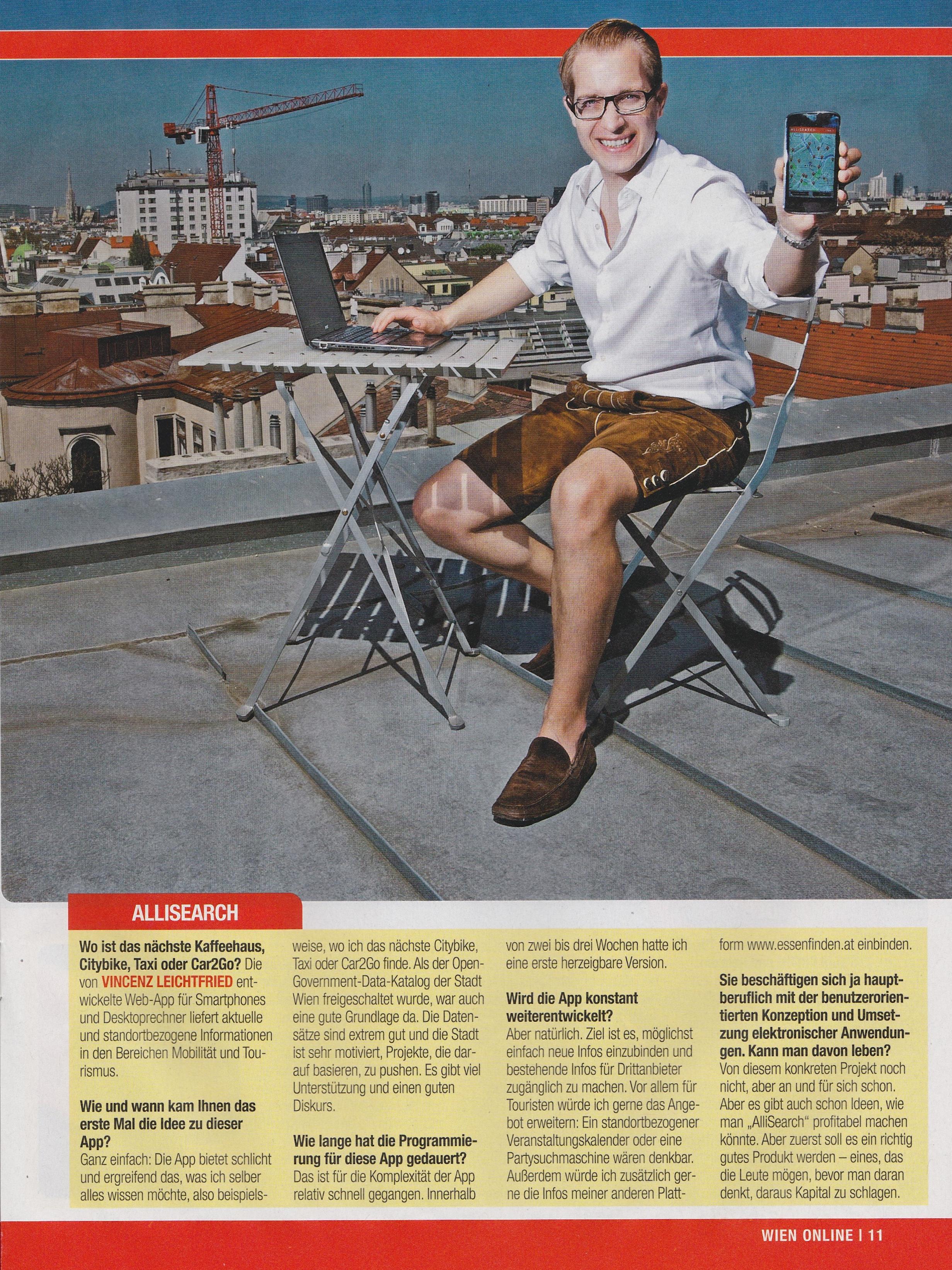Kronen Zeitung Online